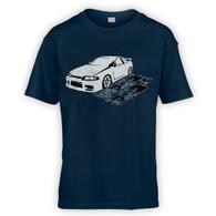 Skyline R33 Kids T-Shirt