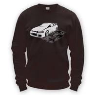 Skyline R33 Sweater