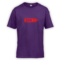 Acme Parts Equipped Kids T-Shirt