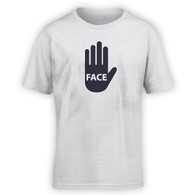 Facepalm Kids T-Shirt