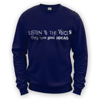Listen to the Voices Sweater