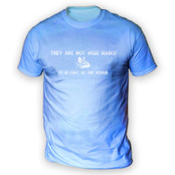 They Are Not Degu Hairs Mens T-Shirt