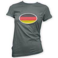 German Flag Woman's T-Shirt