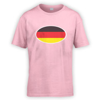 German Flag Kids T-Shirt