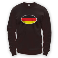 German Flag Sweater