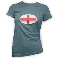 English Flag Woman's T-Shirt
