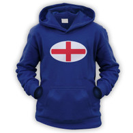 English Flag Kids Hoodie