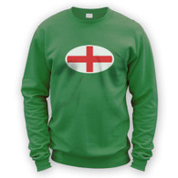 English Flag Sweater