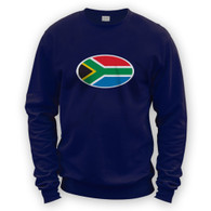 South African Flag Sweater