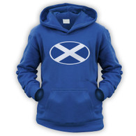 Scottish Flag Kids Hoodie