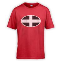Cornish Flag Kids T-Shirt