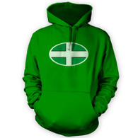 Devon Flag Hoodie