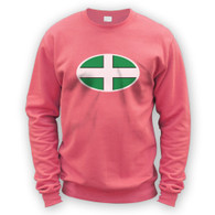Devon Flag Sweater