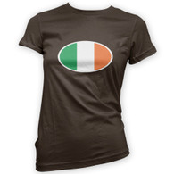 Irish Flag Woman's T-Shirt