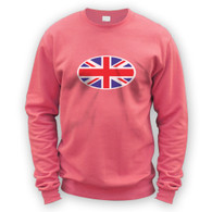 Union Jack Flag Sweater