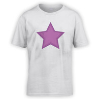 Purple Star Kids T-Shirt