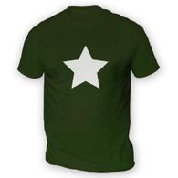 Star Mens T-Shirt