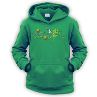 The Fairies Made Me Do It Kids Hoodie
