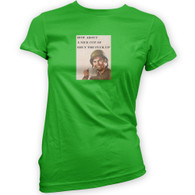 How About a Cup of STFU Woman's T-Shirt
