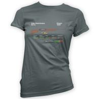 Zombie Shottie Woman's T-Shirt
