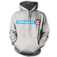 Powered By Mushroom Hoodie