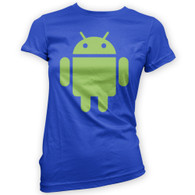 For Android Woman's T-Shirt
