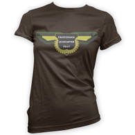 Professional Quadcopter Pilot Woman's T-Shirt