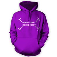 Professional Drone Pilot Hoodie