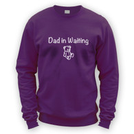 Dad In Waiting Sweater