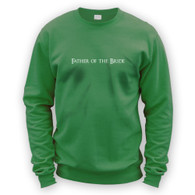 Father of the Bride Sweater