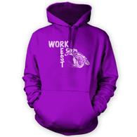 Work Rest MotoCross Hoodie