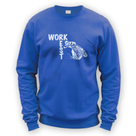 Work Rest MotoCross Sweater