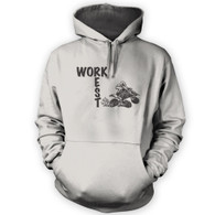 Work Rest Quad Bike Hoodie