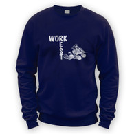 Work Rest Quad Bike Sweater