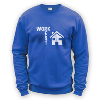 Work Rest House Music Sweater