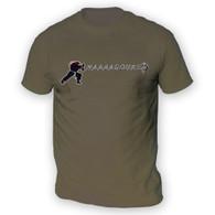 Hadouken Ryu Mens T-Shirt