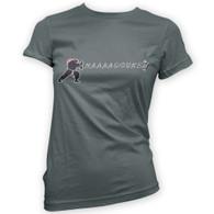 Hadouken Ryu Womans T-Shirt