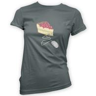 Raspberry Pie Womans T-Shirt