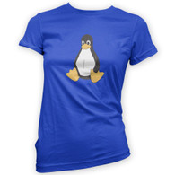 Linux Tux Logo Womans T-Shirt