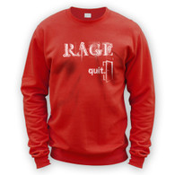 Rage Quit Sweater