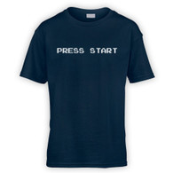 Press Start Kids T-Shirt