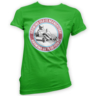 Grow Up Optional Go Kart Woman's T-Shirt