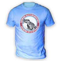 Grow Up Optional MotoCross Mens T-Shirt