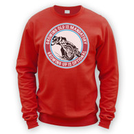 Grow Up Optional MotoCross Sweater