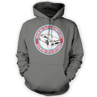 Grow Up Optional Skyline Hoodie