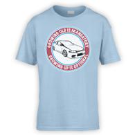 Grow Up Optional Skyline Kids T-Shirt