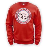 Grow Up Optional Skyline Sweater