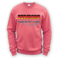Germans Make Better Cooks Sweater