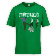 Printer Smash Kids T-Shirt