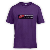 Have You Seen My Stapler? Kids T-Shirt